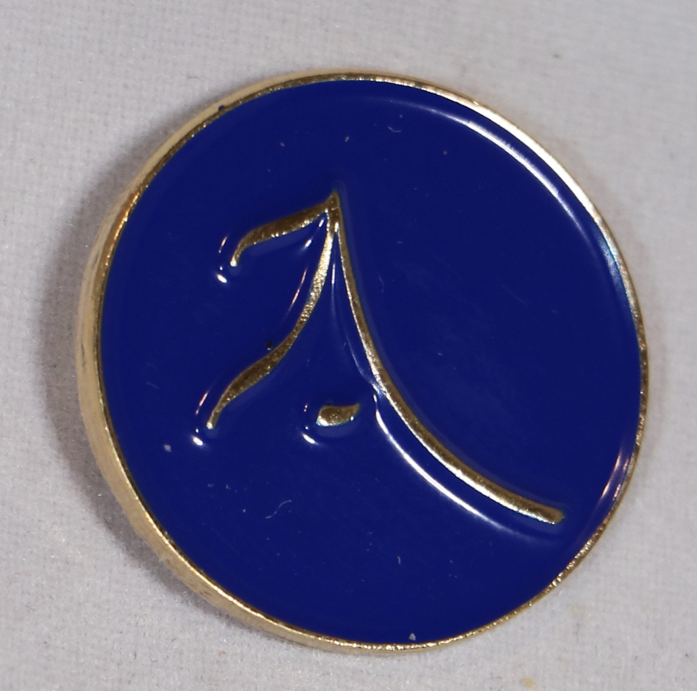 Ashtar signature pin