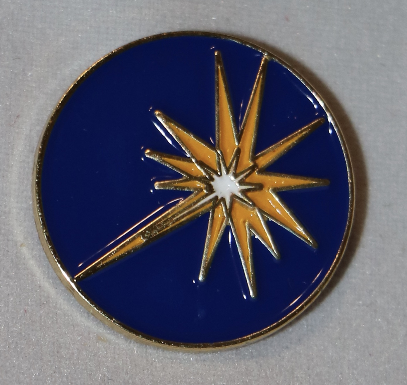 Ashtar Star Pin
