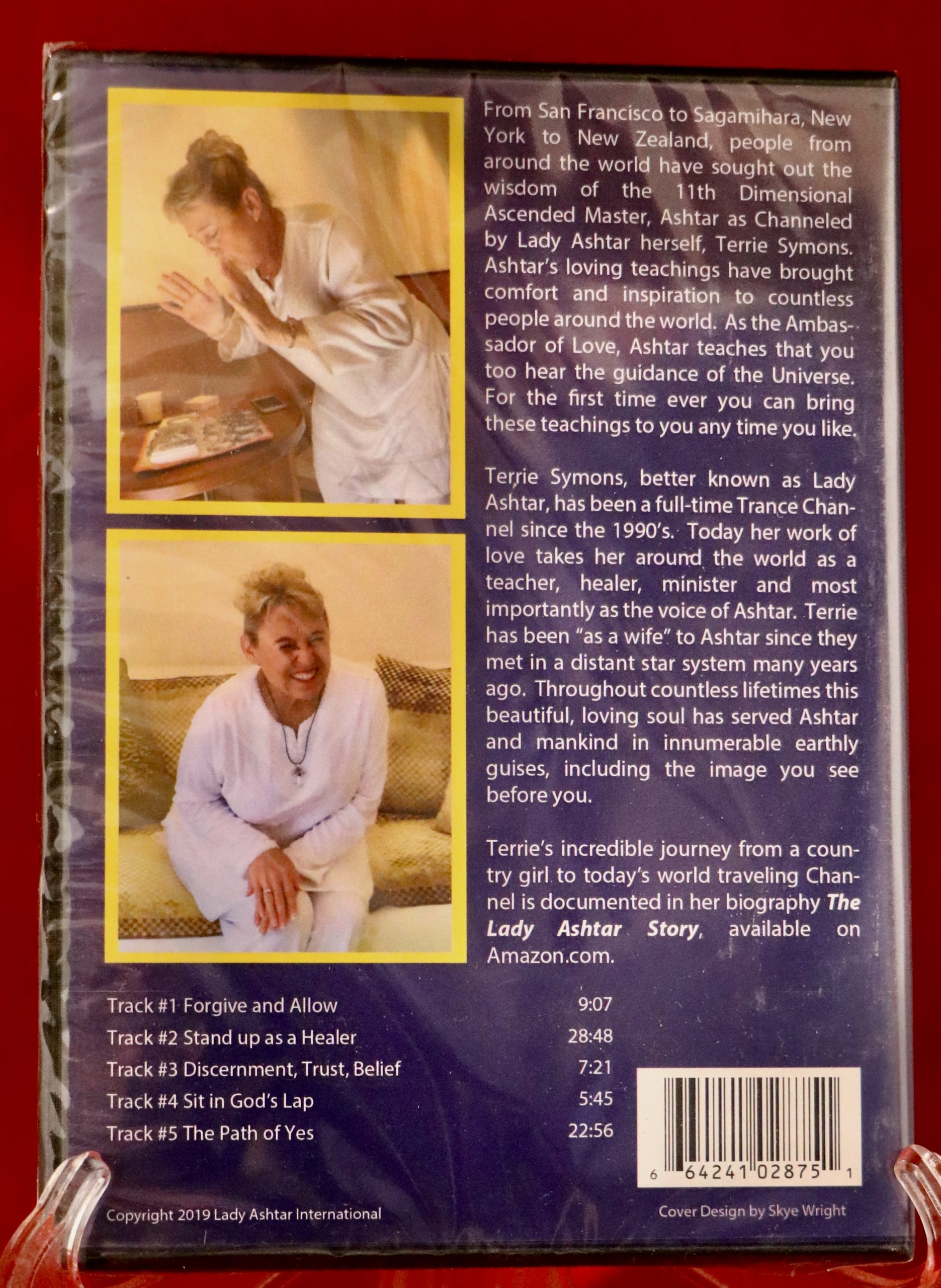 Wisdom of Ashtar volume II DVD