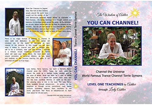 [DVD] You can Channel, by Lady Ashtar (Terrie Symons)