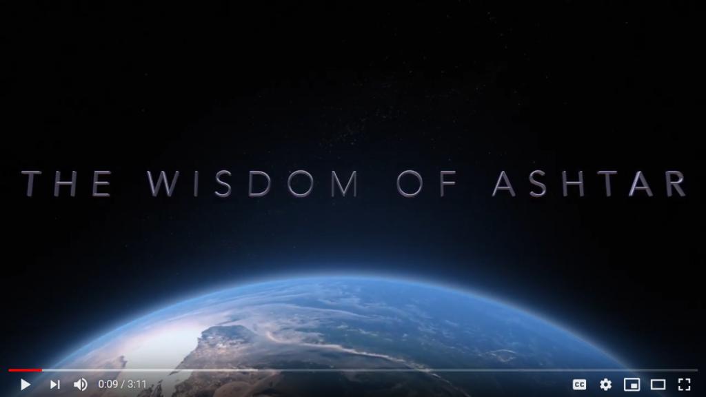 lady ashtar wisdom - unconditional love